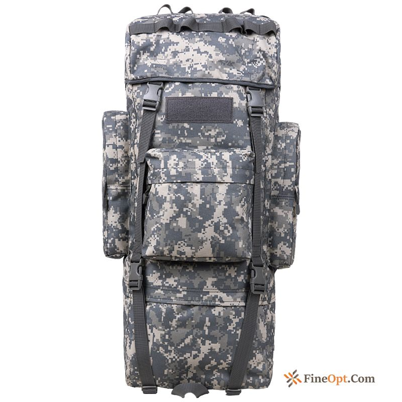 Outdoor Women Travel Bag Backpacks Hiking Camouflage Ultra Backpack