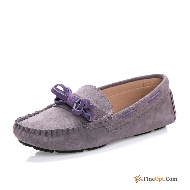 Pumps Loafers Tassel Bow Slip On Spring New Modena