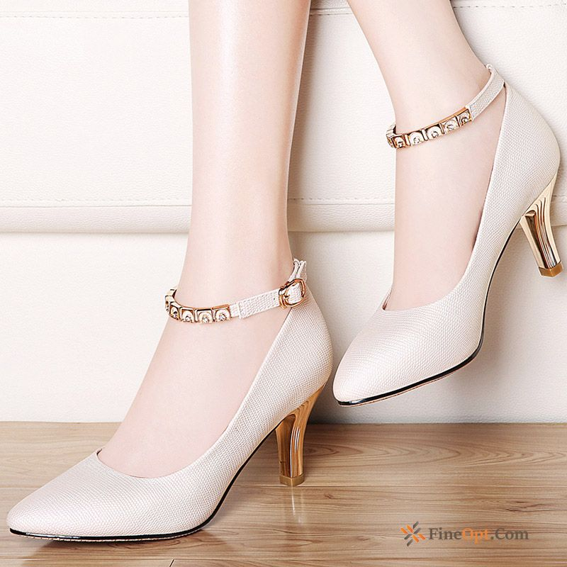 ad4f63720fc96 Pumps New Spring Fashion Thin Heels High Heels Sandals Sandals