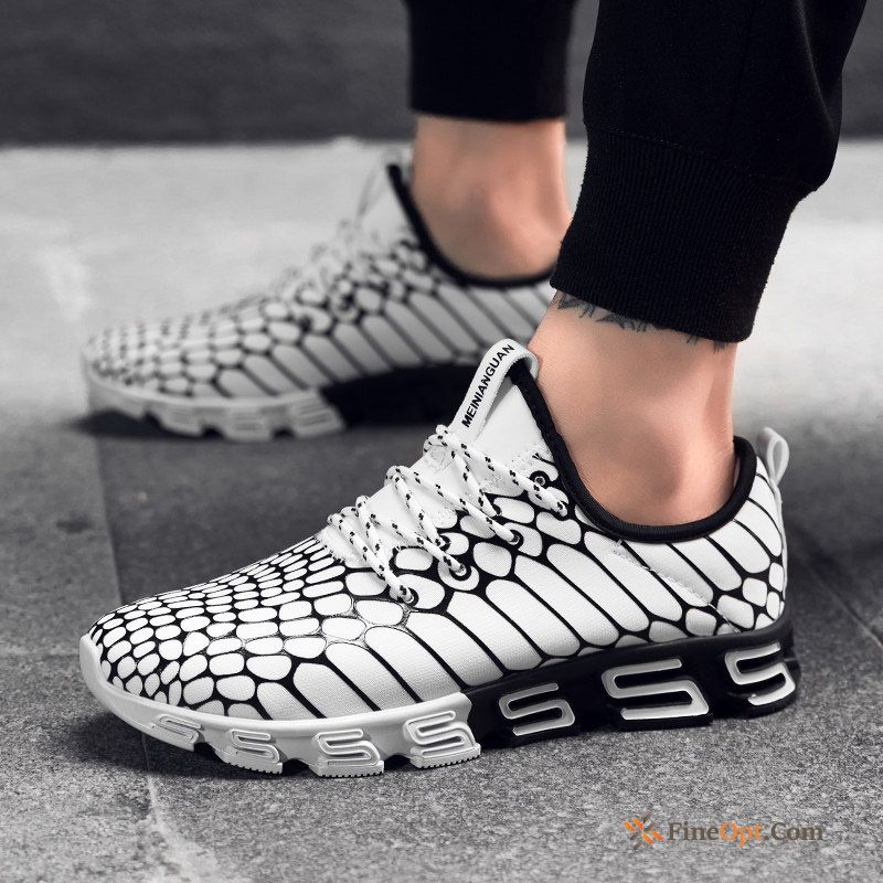 Running Shoes Men's Student Trend Athletic Shoes Causal Shoes All-match Running Shoes