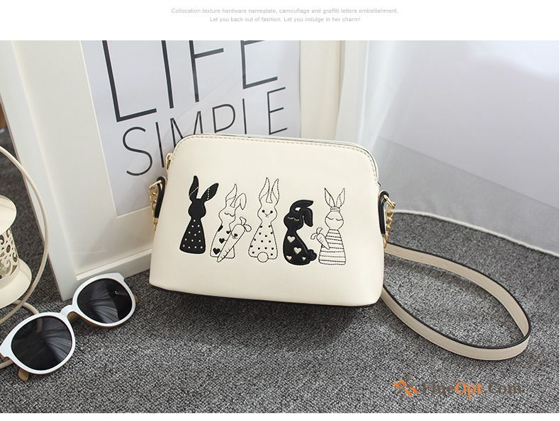 Shell Package Chain New Small Fashion Women Cartoon Shoulder Bag
