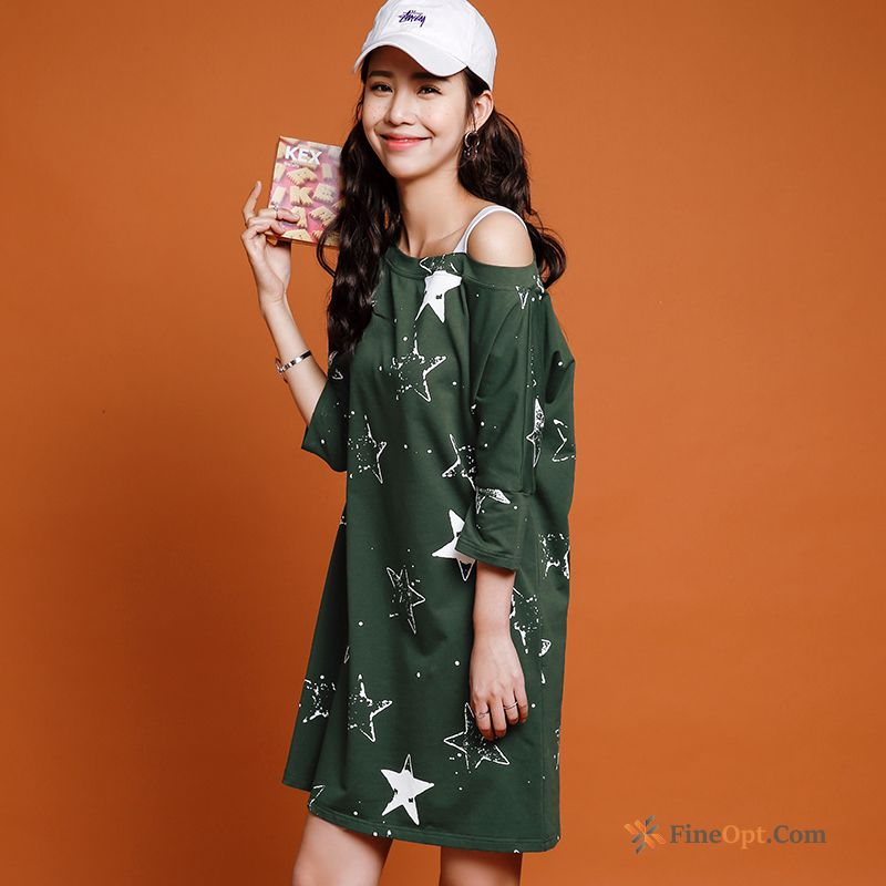 Sleeve Sexy Special Offer Flower Spring Loose Shorts Dress