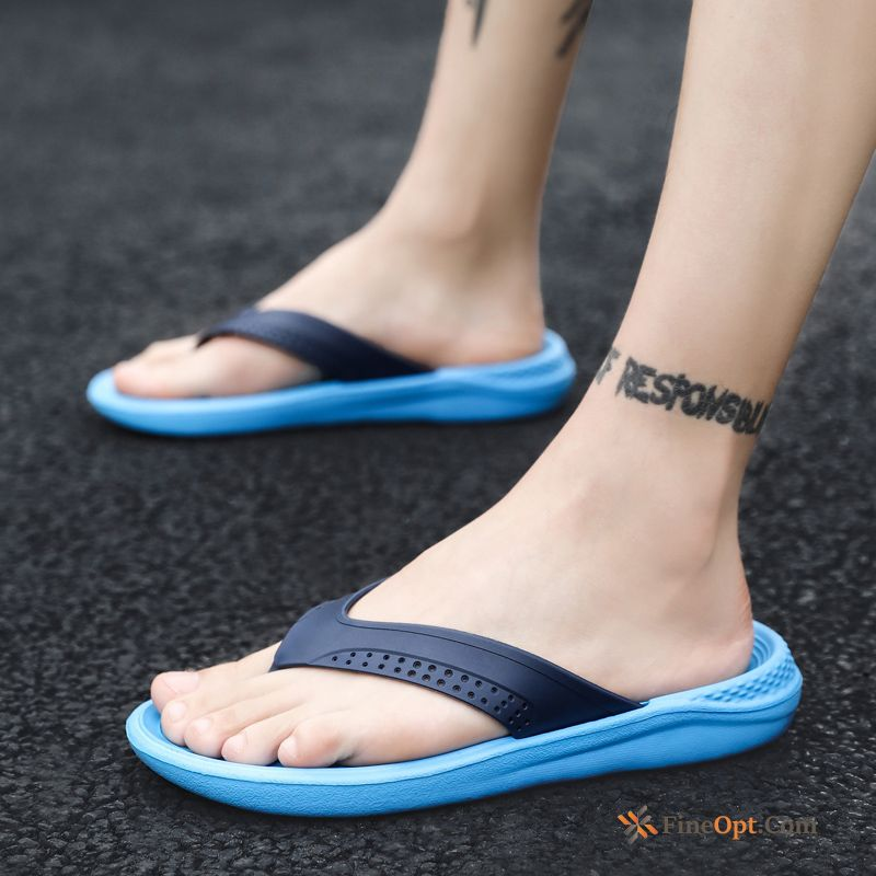 Slippers Anti-skid Outdoor Beach Causal Shoes Trend Men's Flip Flops