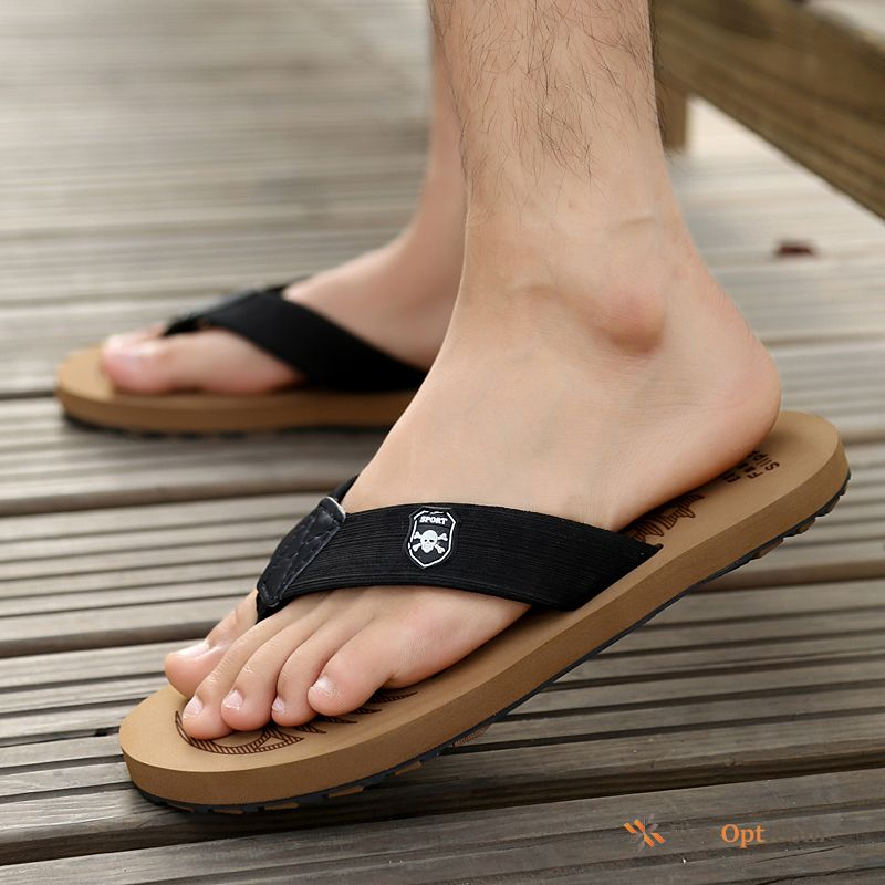 Slippers Personality Beach Summer Men's Flip Flops Big Size Flip Flops