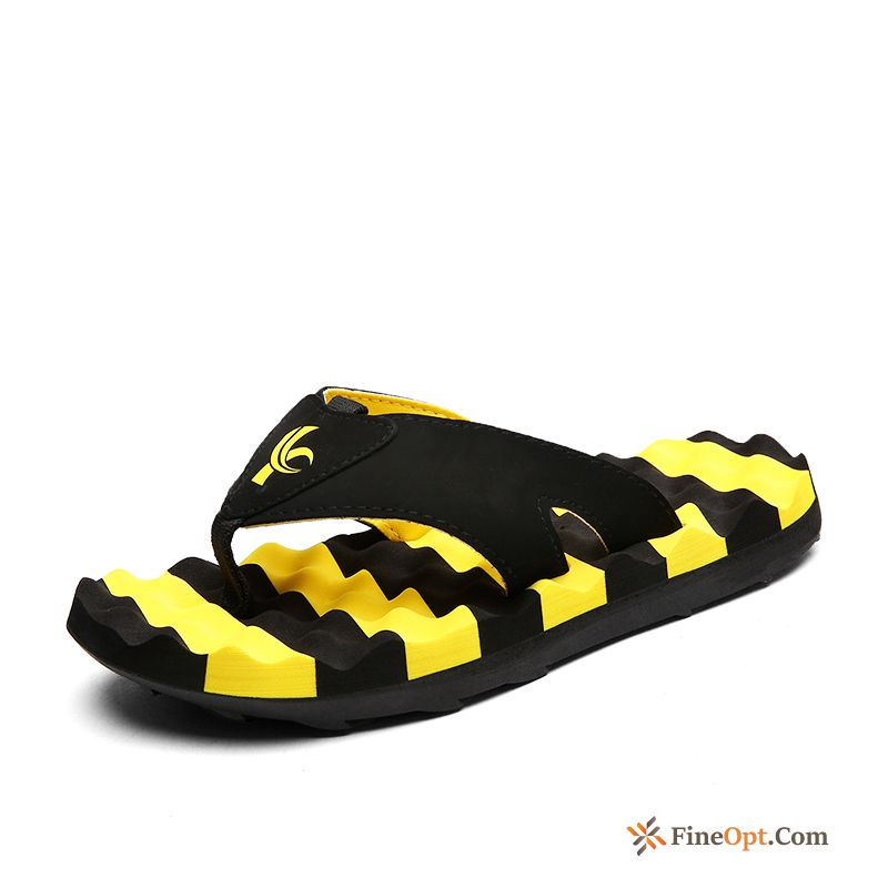 Slippers Summer Trend Anti-skid Beach Men's Flip Flops Flip Flops Sale