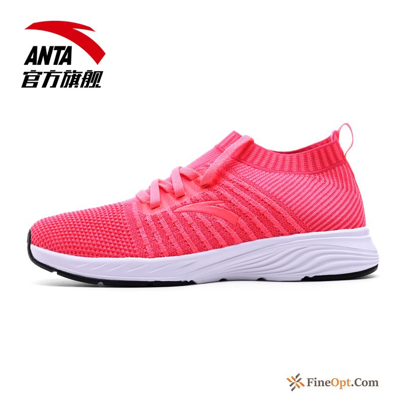 Spring Running Shoes Wear-resisting Breathable Sock Athletic Shoes Flying Weaving Running Shoes