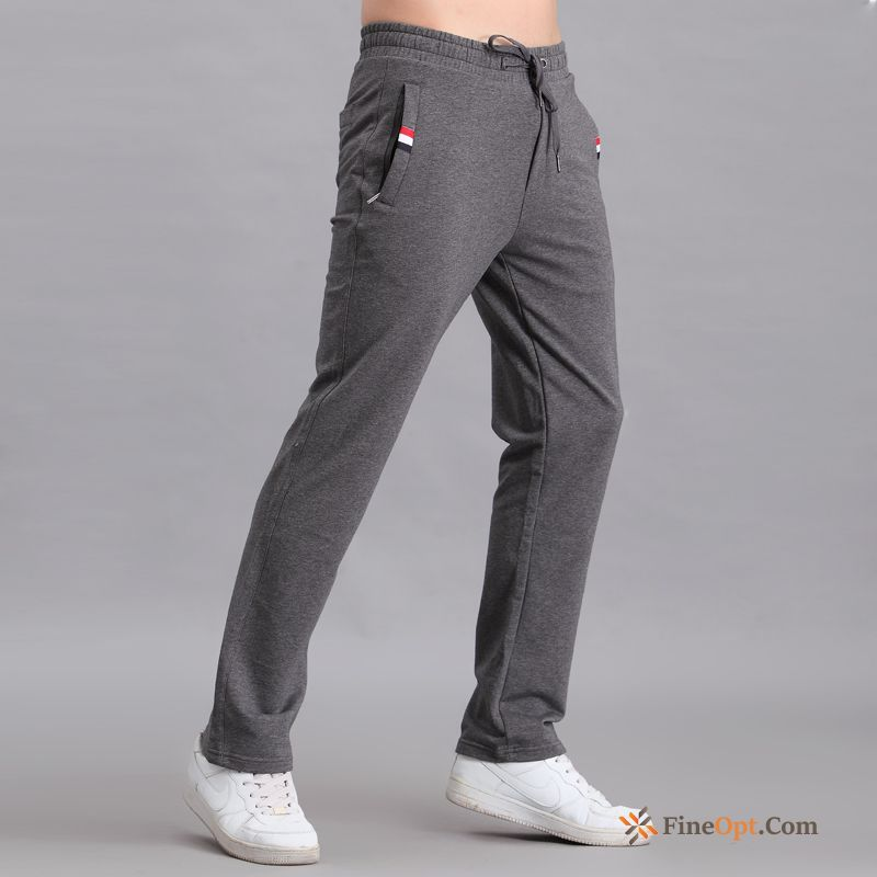 Straight Pure Spring Men's Leisure New Underwear Sienna Pants For Sale