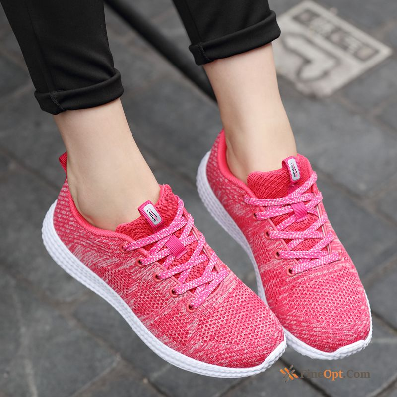Student Running Shoes Casual Light Athletic Shoes Breathable Summer Running Shoes