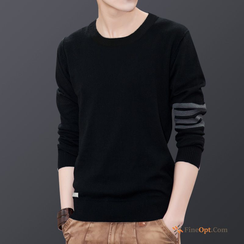 T-shirt Trend Long Sleeves Round Neck Hoodies Bottoming Shirt Spring Sweater Online
