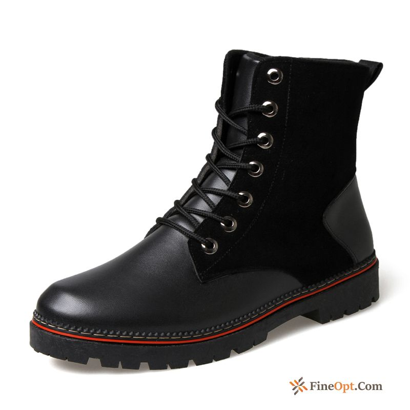 Trend Martin Boots Spring High Top Summer Boots Men's Discount
