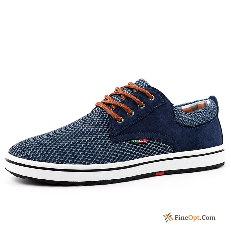 Trend Sport Driving Shoes British Causal Shoes All-match Comfortable Running Shoes Sale