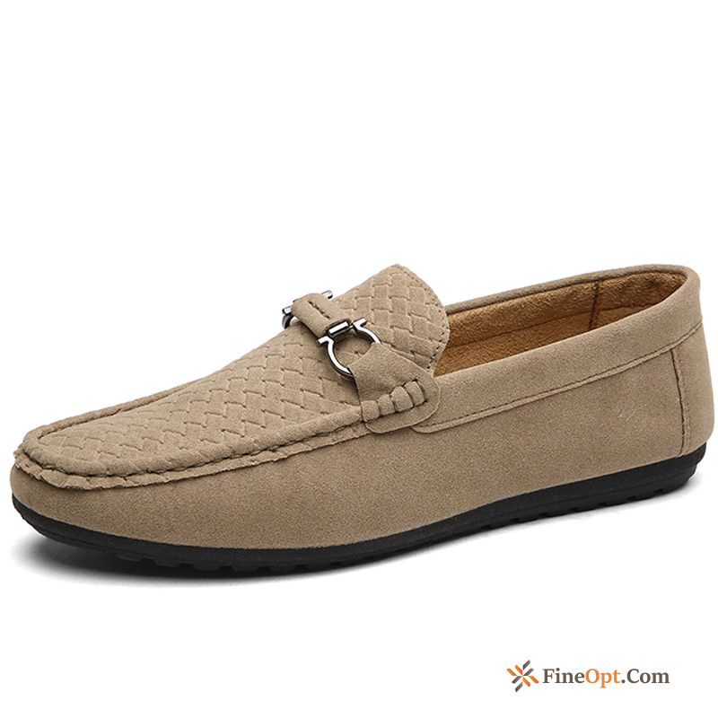 Wear-resisting Spring Anti-skid Teens New British All-match Loafers