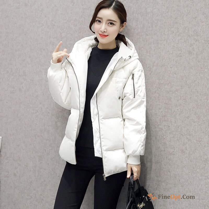 Winter Clothes Coat Student Fashion Thickening New Duck Down Winered Down Jacket Sale