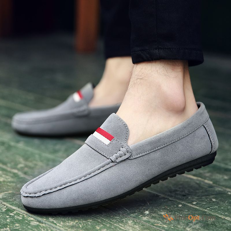 Youth All-match Slip-on Loafers Slip On Casual Spring Discount