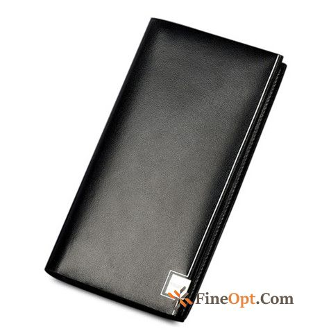Youth Wallet Long Section Business Fashion Thin Men's Wallets Discount