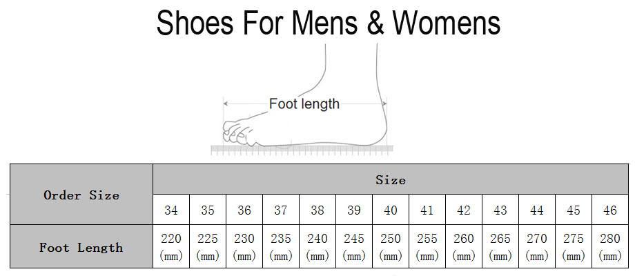 Fineopt Men Shoes Size